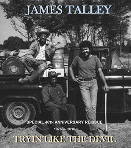 James Talley Tryin' Like The Devil 1976 201