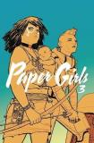 Brian K. Vaughan Paper Girls Volume 3