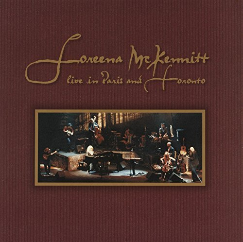 Loreena Mckennitt Live In Paris & Toronto 3 Lp