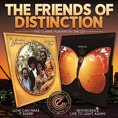 Friends Of Distinction/Love Can Make It Easier / Revi@Import-Gbr