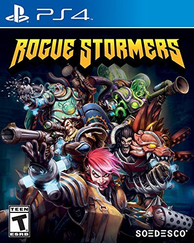 Ps4 Rogue Stormers