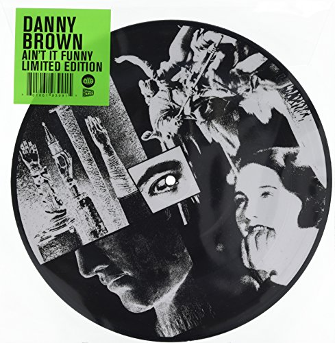 Danny Brown Aint It Funny (picture Disc)