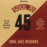 "Soul Jazz Records Presents Soul 70 5x7"" Box Set"