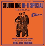 "Soul Jazz Records Presents Studio One Hi Fi 5x7"" Box Set"