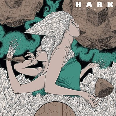 Hark Crystalline (ltd. Ed. Ultra Clear Transparent Vinyl Gatefold Lp)