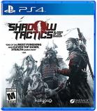 Ps4 Shadow Tactics Blades Of The Shogun