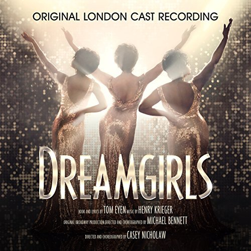 Dreamgirls Original London Cast Recording 2cd