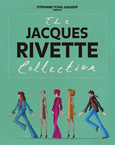 Jacques Rivette Collection Jacques Rivette Collection Blu Ray DVD Nr