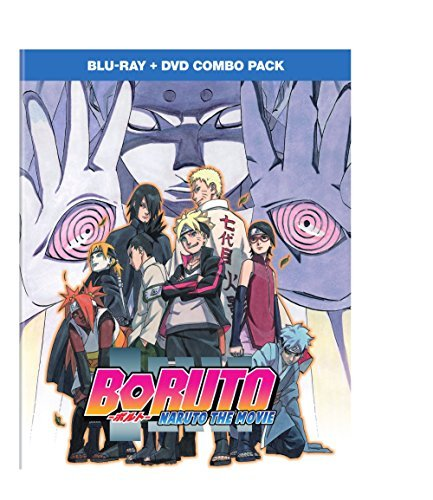 Boruto Naruto The Movie Boruto Naruto The Movie Blu Ray DVD Nr
