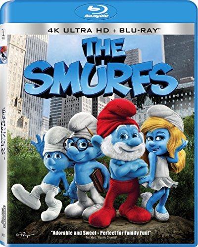 Smurfs/Smurfs@4K@Pg