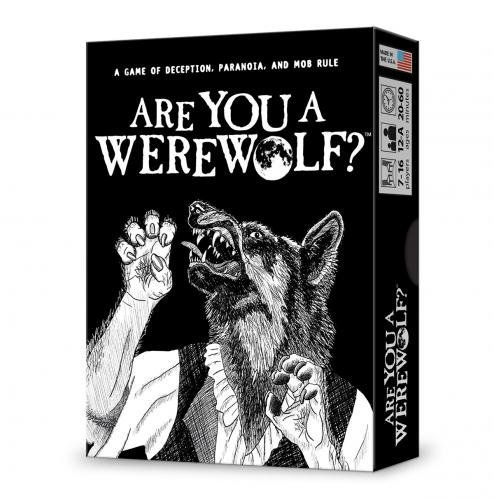 Cad Game Are You A Werewolf?