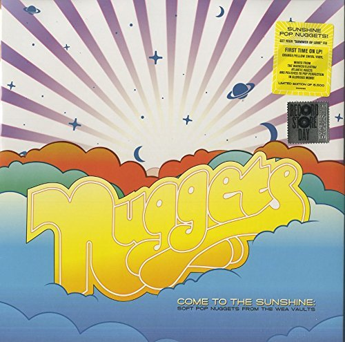 Nuggets Come To The Sunshine Soft Pop Nuggest From The Wea Vaults Record Store Day Exclusive