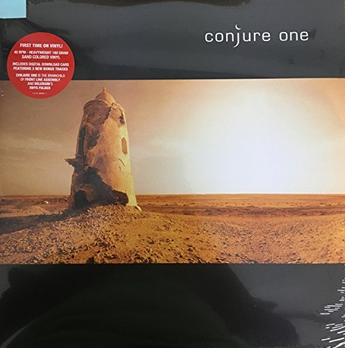 Conjure One Conjure One 180 Gram 2 Lp 45 Rpm Sand Colored Includes Download Card Record Store Day Exclusive