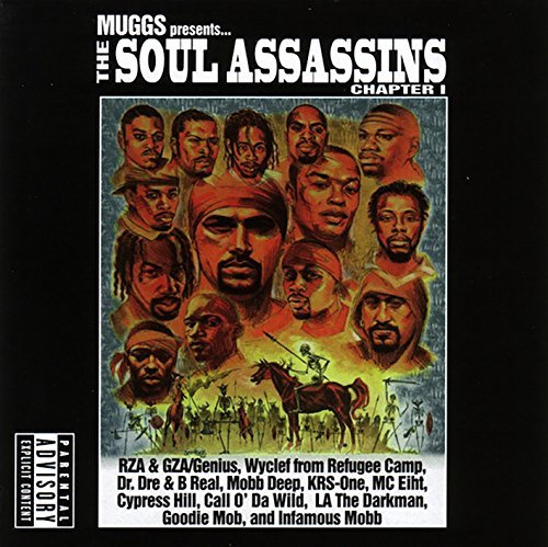 Soul Assassins Muggs Presents ... The Soul Assassins Chapter I Picture Disc