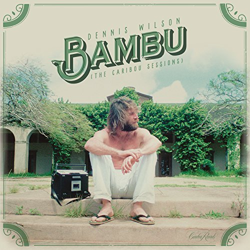 Dennis Wilson Bambu (the Caribou Sessions) 2 Lp 150g Vinyl Translucent Green With Black Smoke Effect Vinyl Quantity 3000
