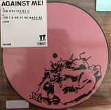 "Against Me! Stabitha Christie 7"" Picture Disc"
