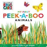 Eric Carle My First Peek A Boo Animals