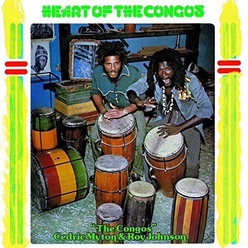 Congos Heart Of The Congos Import Gbr