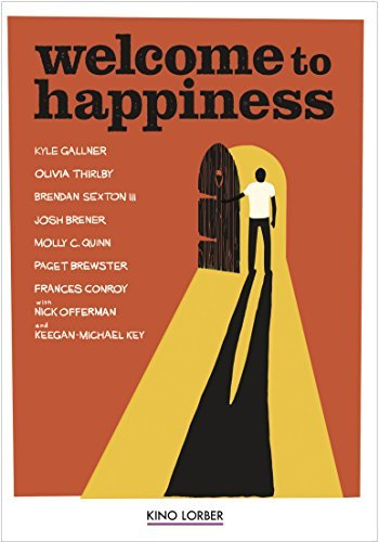 Welcome To Happiness Gallner Thirlby DVD Pg13