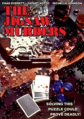 Jigsaw Murders Everett Johnson DVD R