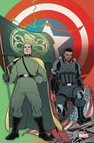 Nick Spencer Captain America Secret Empire
