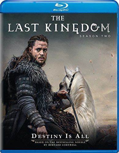 Last Kingdom Season 2 Blu Ray