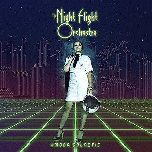 Night Flight Orchestra Amber Galactic