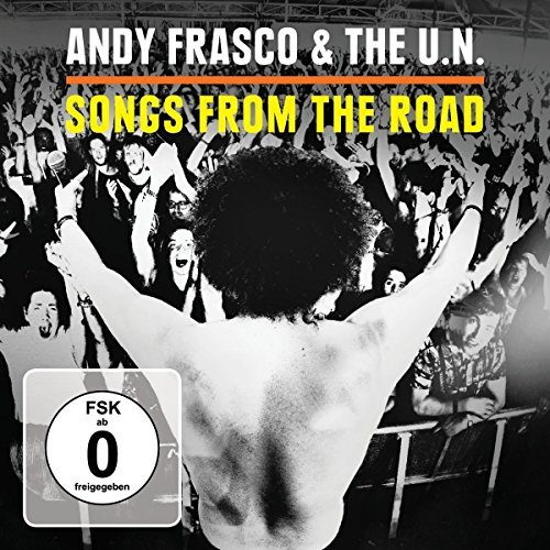 Andy Frasco Songs From The Road Explicit Version