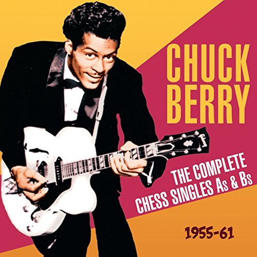 Chuck Berry Complete 1955 1961 Chess Singles
