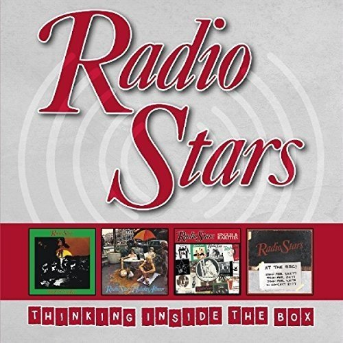 Radio Stars Thinking Inside The Box Import Gbr