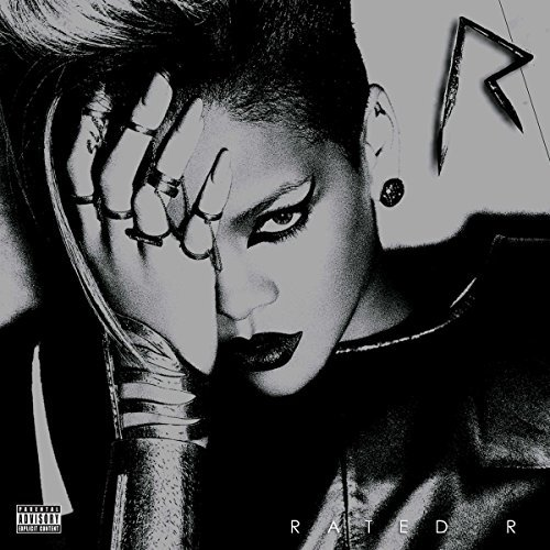 Rihanna Rated R (2lp) Explicit Version