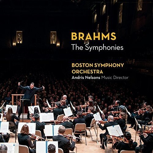 Boston Symphony Orchestra Brahms The Symphonies