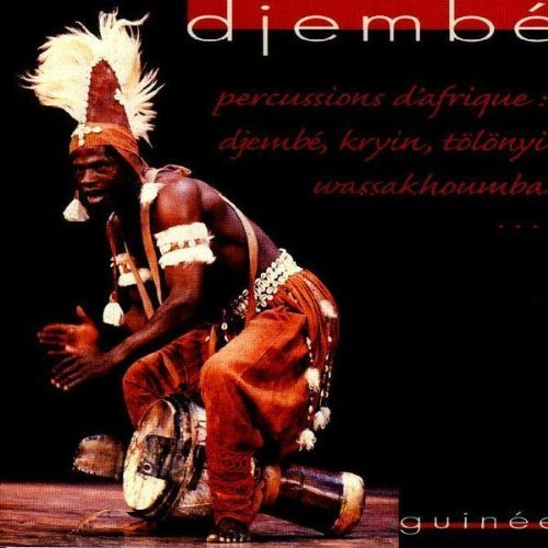 Ensemble National De Guinea Wassa Wofa Les Ballets Djembe Percussions D'afrique