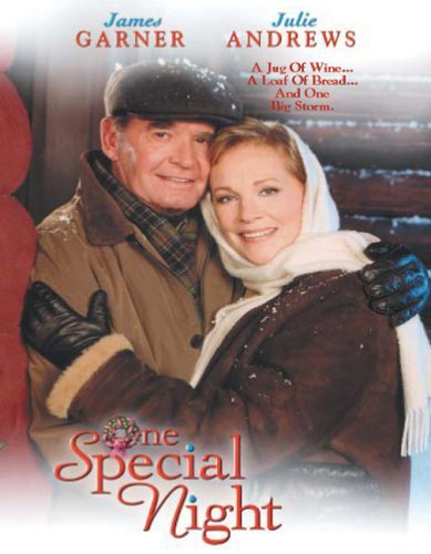 James Garner Julie Andrews Patricia Charbonneau St One Special Night