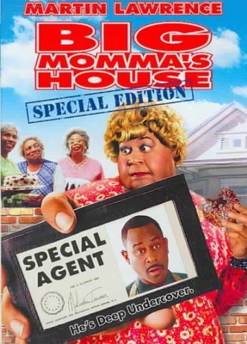 Big Momma's House Lawrence Long Giamatti Special Edition