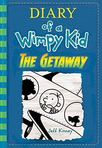 Jeff Kinney Diary Of A Wimpy Kid #12 The Getaway