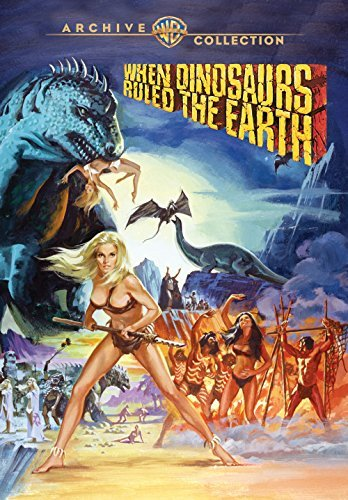 When Dinosaurs Ruled The Earth Vetri Hawdon Allen DVD Mod This Item Is Made On Demand Could Take 2 3 Weeks For Delivery