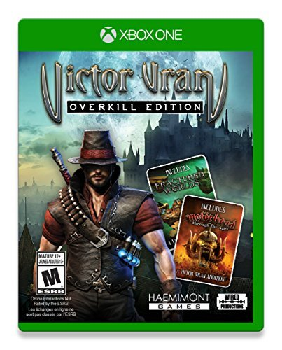 Xbox One Victor Vran Overkill Edition