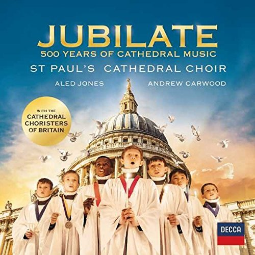 St. Paul's Cathedral Jubilate 500 Years