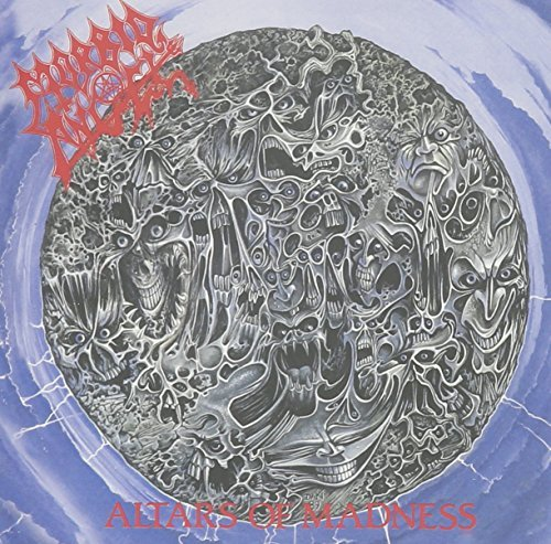Morbid Angel Altars Of Madness