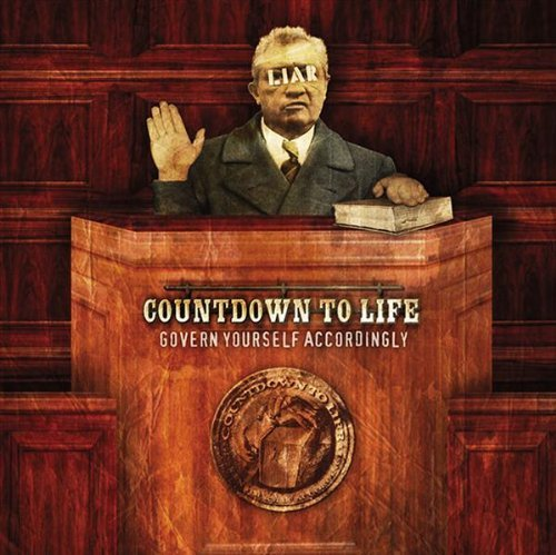 Countdown To Life Govern Yourself Accordingly Enhanced CD