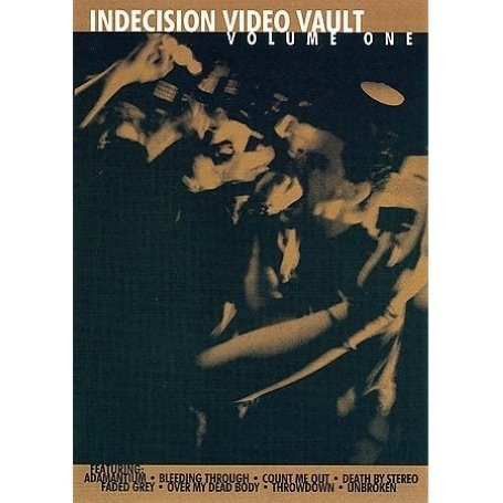 Indecision Video Vault Vol. 1 DVD Vol. 1 DVD