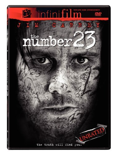 Number 23 Carrey Jim DVD Nr Ur Ws