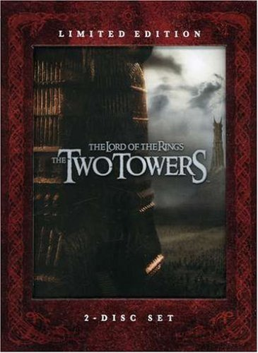 Lord Of The Rings Two Towers Wood Mckellen Mortensen Astin Nr Ltmd Ed.