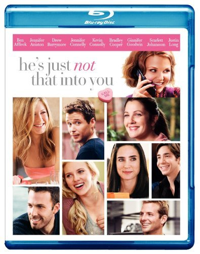He's Just Not That Into You Barrymore Connelly Johansson A Blu Ray Ws Pg13
