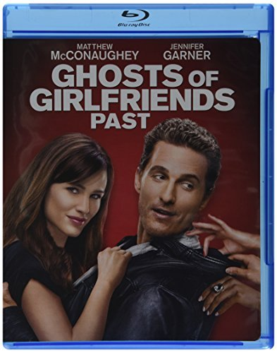 Ghosts Of Girlfriends Past Mcconaughey Garner Douglas Blu Ray Ws Mcconaughey Garner Douglas