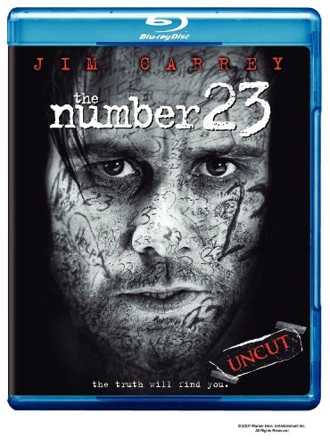Number 23 Carrey Madsen Lerman Blu Ray Ws R