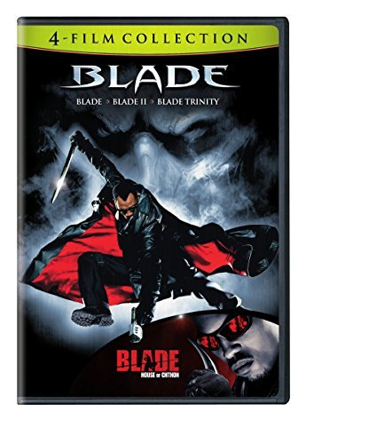 Blade Collection 4 Film Favorites DVD