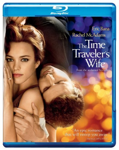 Time Traveler's Wife Bana Mcadams Livingston Blu Ray Ws Pg13