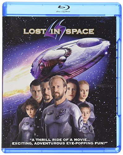 Lost In Space (1998) Hurt Rogers Oldman Blu Ray Ws Pg13